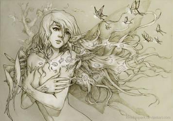 Lana - Lastnight's Fantasy by KenshjnPark