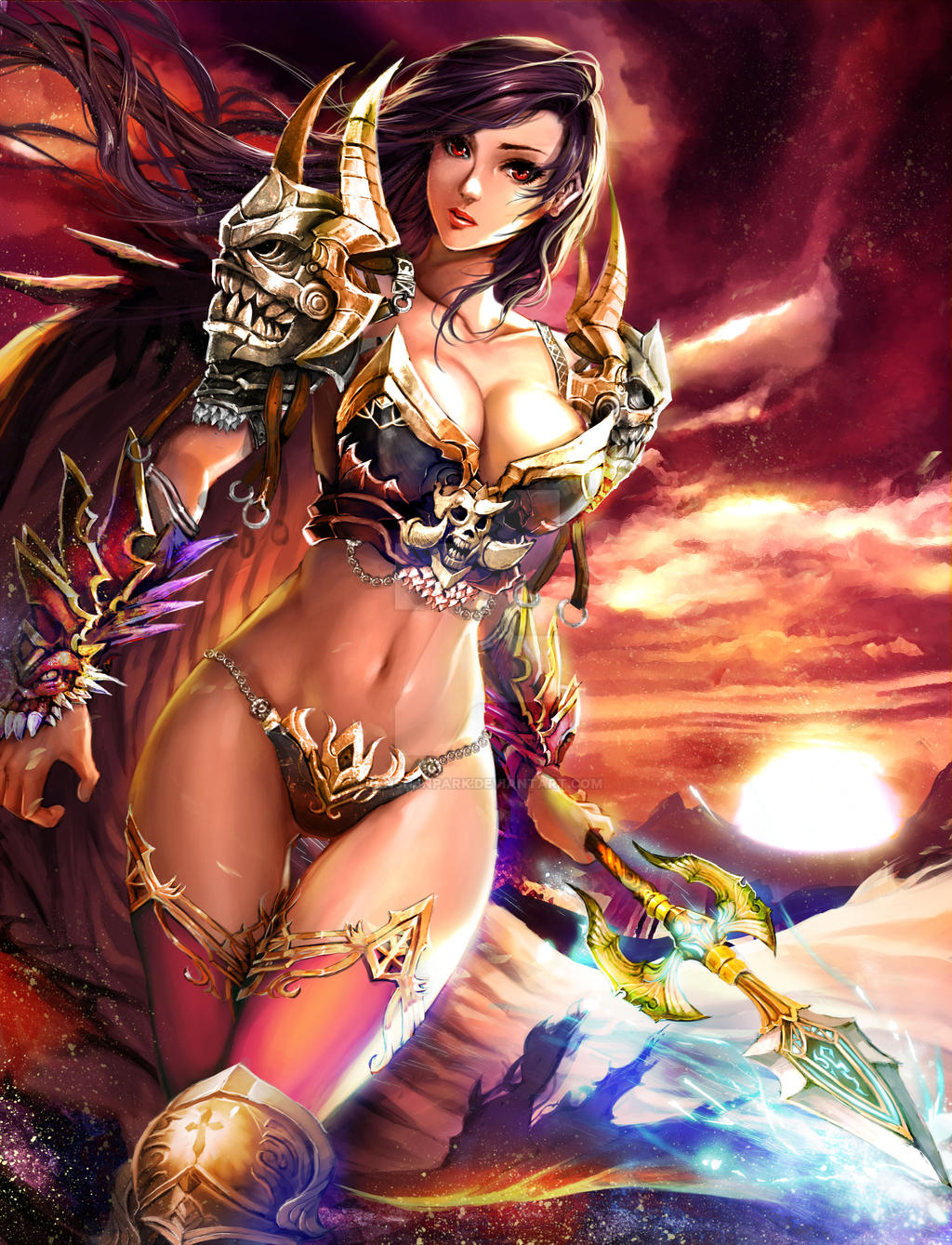 Agnes- The Dragon Slayer