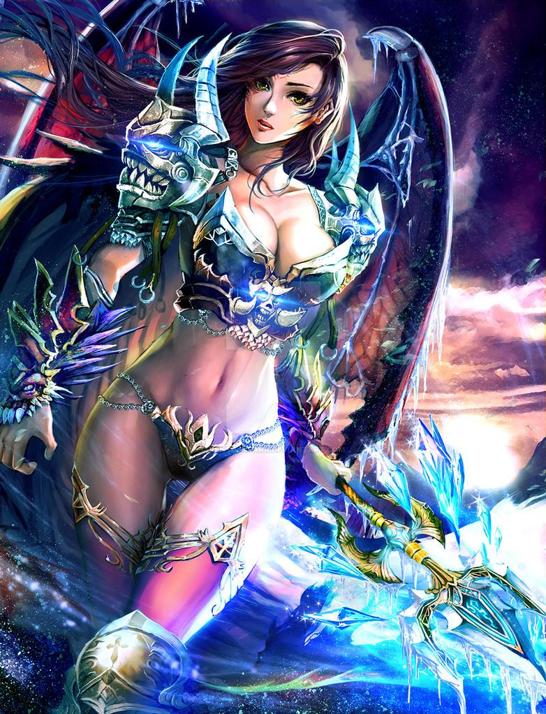 Agnes- The Dragon Slayer (lv3)