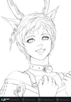 NaakiMinira sketch