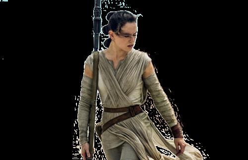 Rey Star Wars transparent png by Blutmondlicht