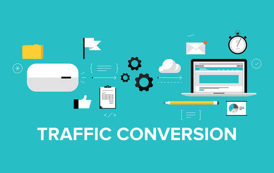 Improving conversion rate from existing traffic