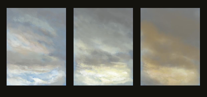 Morning skies sketch by shadewalker-94
