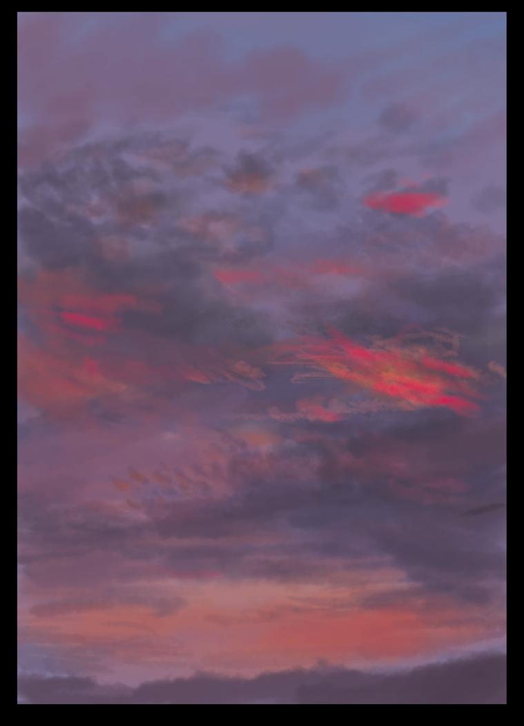 Morning's beginning sketch by shadewalker-94
