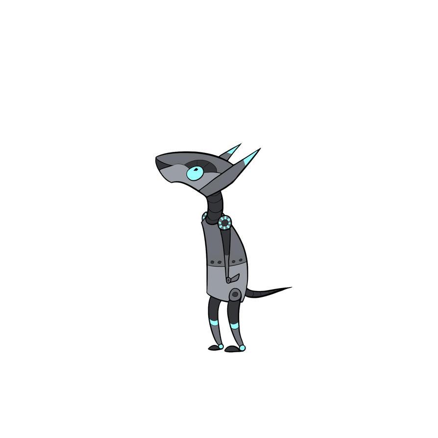 Isaac Robot Dog by Raqoo