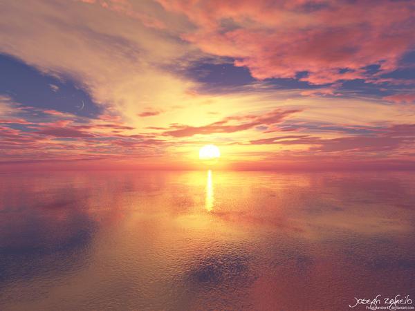 Sky Beyond The Horizon by HarelForge