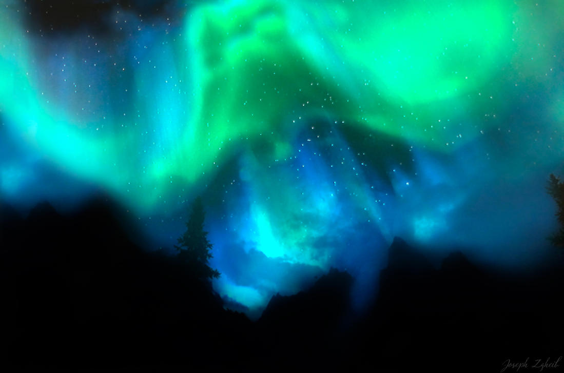 Image Result For Where To See Northern Lights
