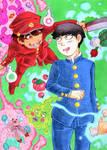 Psychic Ghost Detective Agency by KiraKiraKou