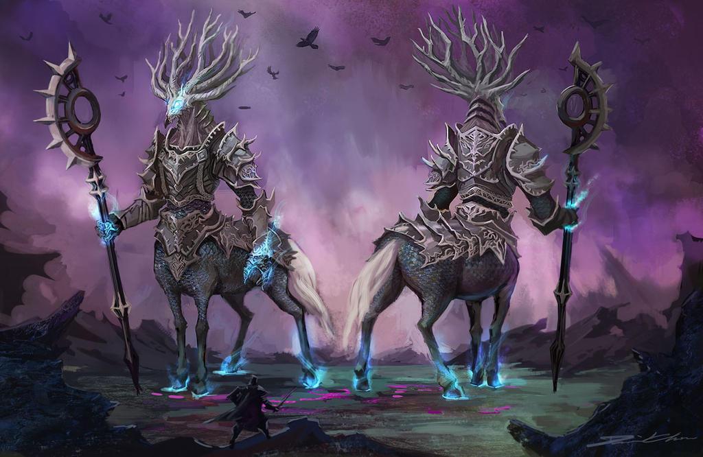 Rift Contest- Death Colossus