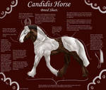 Candidis Breed Sheet