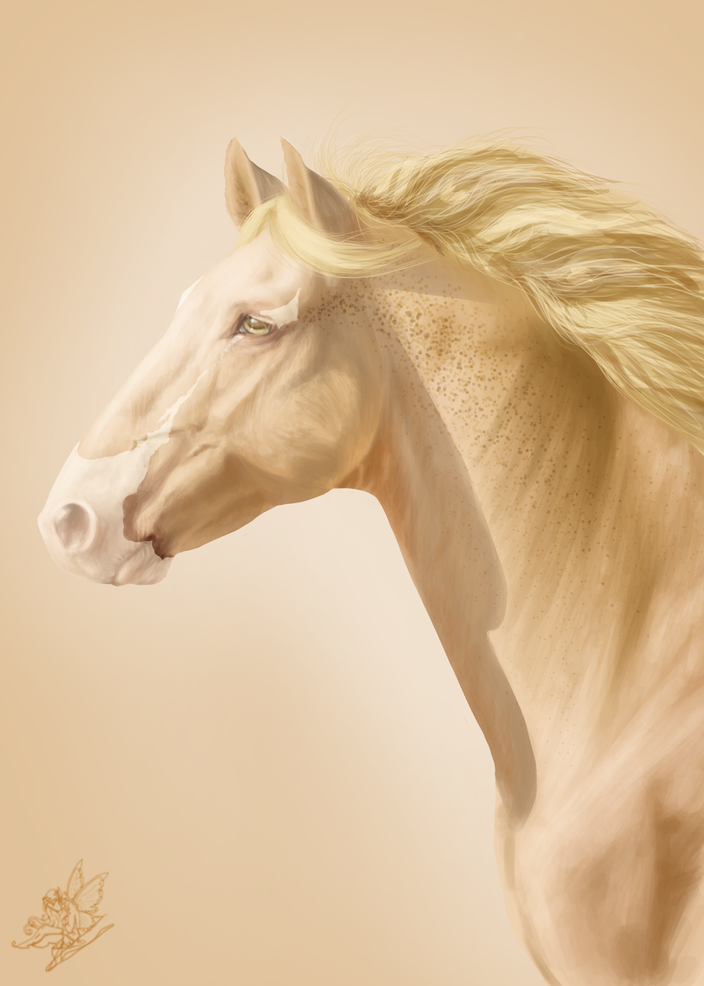 Goldy Realism by emmy1320