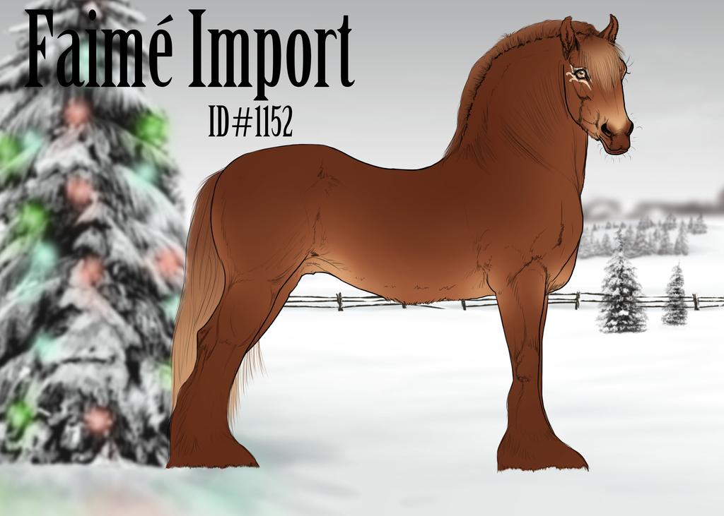 1152 faime import