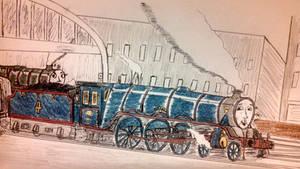 Railway Series 70th Anniversary: Gordon