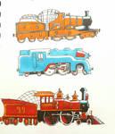 Space Locomotives