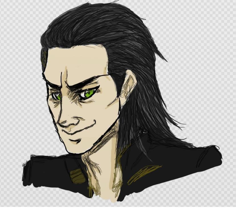 Loki by PandaCookie013