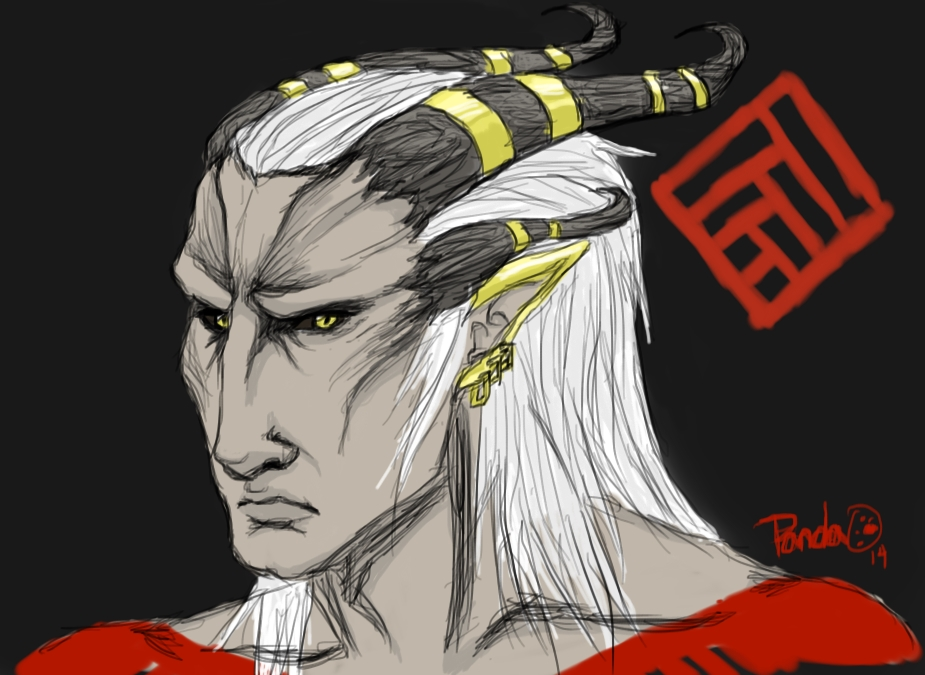 Arishok by PandaCookie013