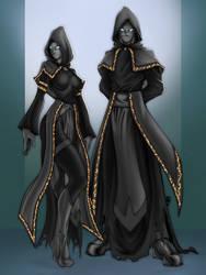 Dark Priests  by StoneMeta