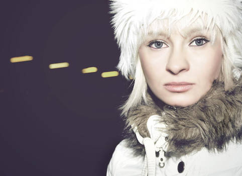 winter portrait 2