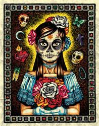 Muerta by NicholasIvins