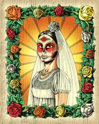 Muerta Bride by NicholasIvins