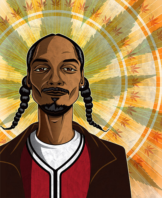 Snoop Dogg by NicholasIvins