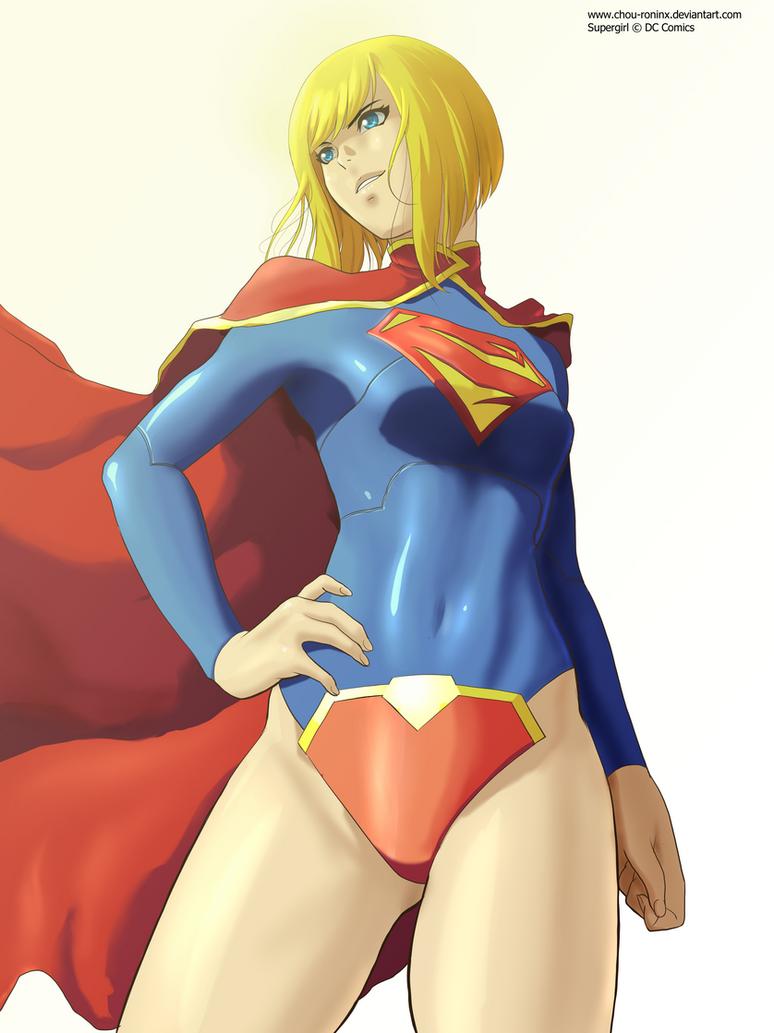 Nu52 Supergirl by chou-roninx