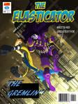 Elasticator Comic Cover