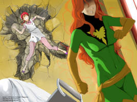 Wrong Phoenix, Ranma