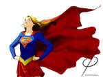Supergirl TV Style
