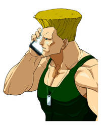 Guile by chou-roninx