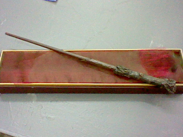 Harry potter wand by gothnebula on deviantart for Harry potter wand owners