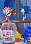 SonAmy: roles switched