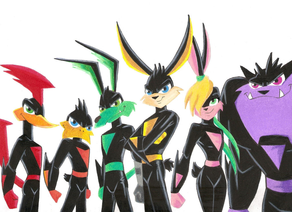 Loonatics Unleashed (TV Series 2005–2007) - IMDb |Loonatics Unleashed Wedgie