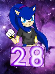 Happy early Birthday GothNebula 2020
