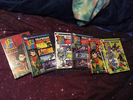 Teen Titans all season collection