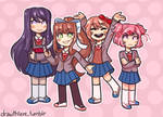 welcome to the literature club!