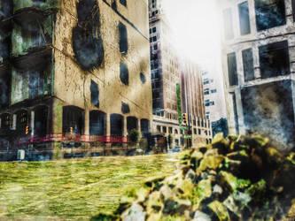 zombiestreet NY DayZ by Flipslide