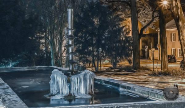 Frozen well