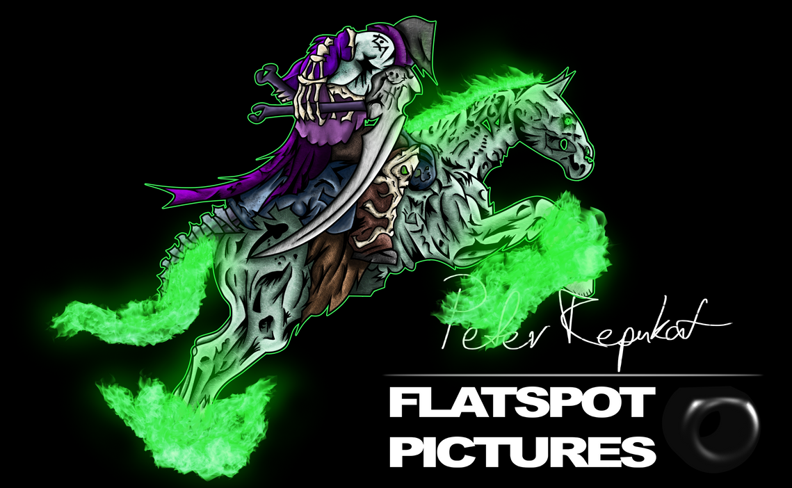 #4 Death + Despair by Flipslide