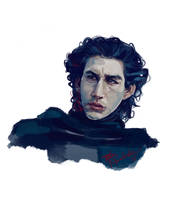 Kylo Ren by xToulax