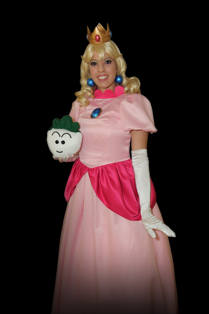 Princess Peach - Super Mario Bros by LadyVaderCosplay ...  sc 1 st  DeviantArt : mario brothers princess costume  - Germanpascual.Com