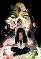 Zatanna Zatara - Justice League Dark (DC New 52) by LadyVaderCosplay