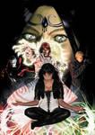 Zatanna Zatara - Justice League Dark (DC New 52)