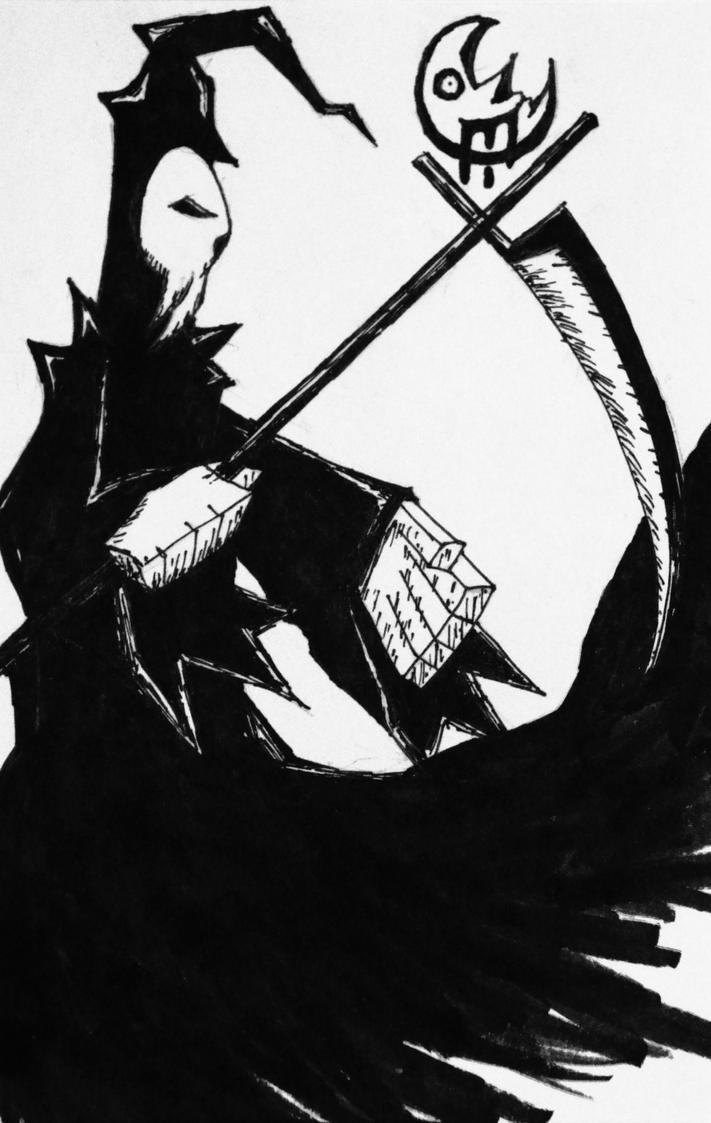 Terrorifying Shinigami-Sama by CJC-2489