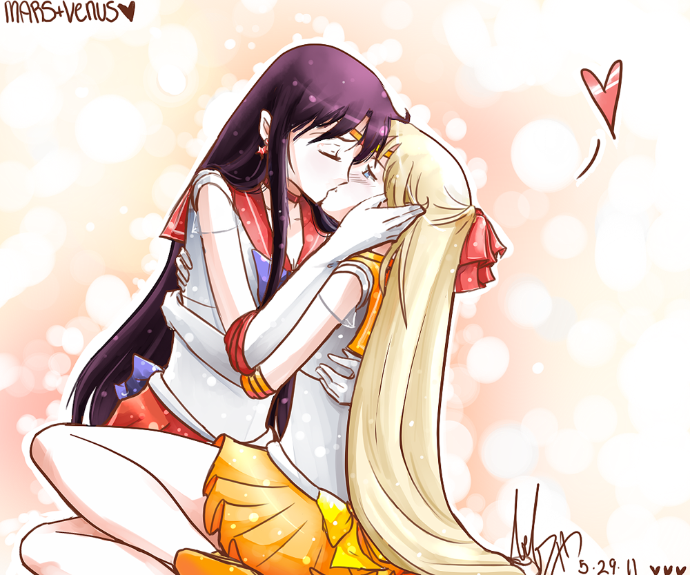 Rei x Minako Mars_x_venus_in_your_romance_by_vbunny-d3hk30j