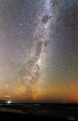 Milky Way - Wellington South Coast