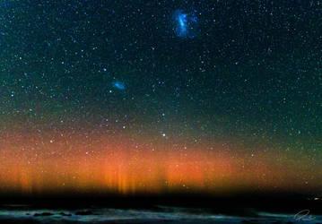 Aurora Australis - Southern Lights by PauloHod