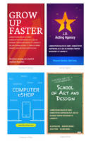 Banners Pack by deepdesign