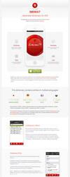 Imiwa? Website Design by deepdesign