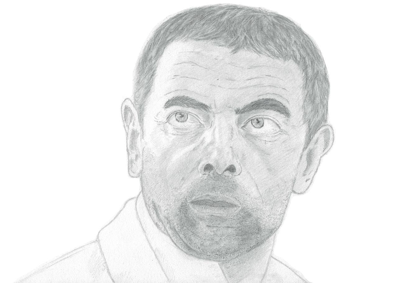 Rowan Atkinson - Johnny English